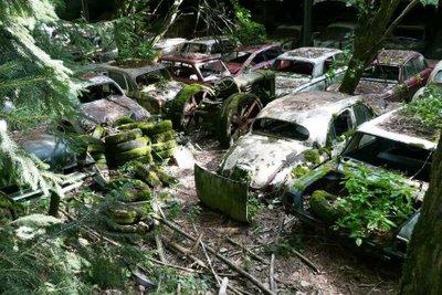 Cars Junkyard Near  Dewey Ave