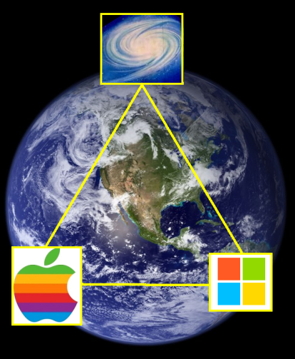 apple windows swirl