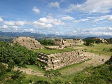 Monte Alban, Oaxaca